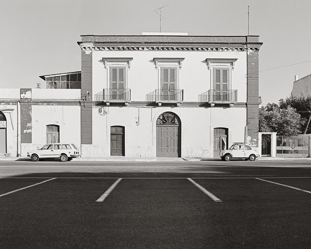Bari Palese, 1983 Fotografia B/N inkjet su carta cotone fine art