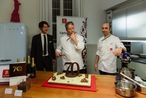 ICAM Press Conference | Temporary Store Vanini Cioccolato