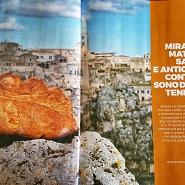 Il pane di Matera | per la rivista Gambero Rosso