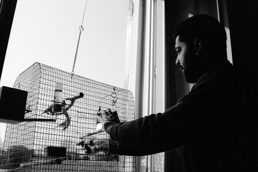 2020 HOME (LESS) - STORIE DI PERSONE SENZA CASA E DI CASE SENZA PERSONE       © Giulio Nori