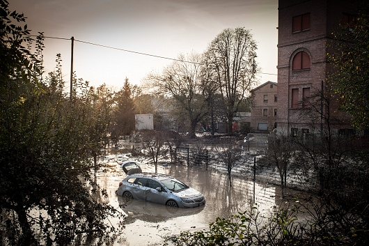 THE LATEST FLOOD   © Massimo Gorreri
