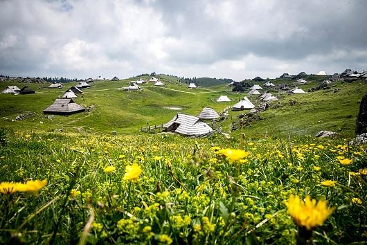 Velika Planina - Slovenia - Shepherds village © Massimo Gorreri