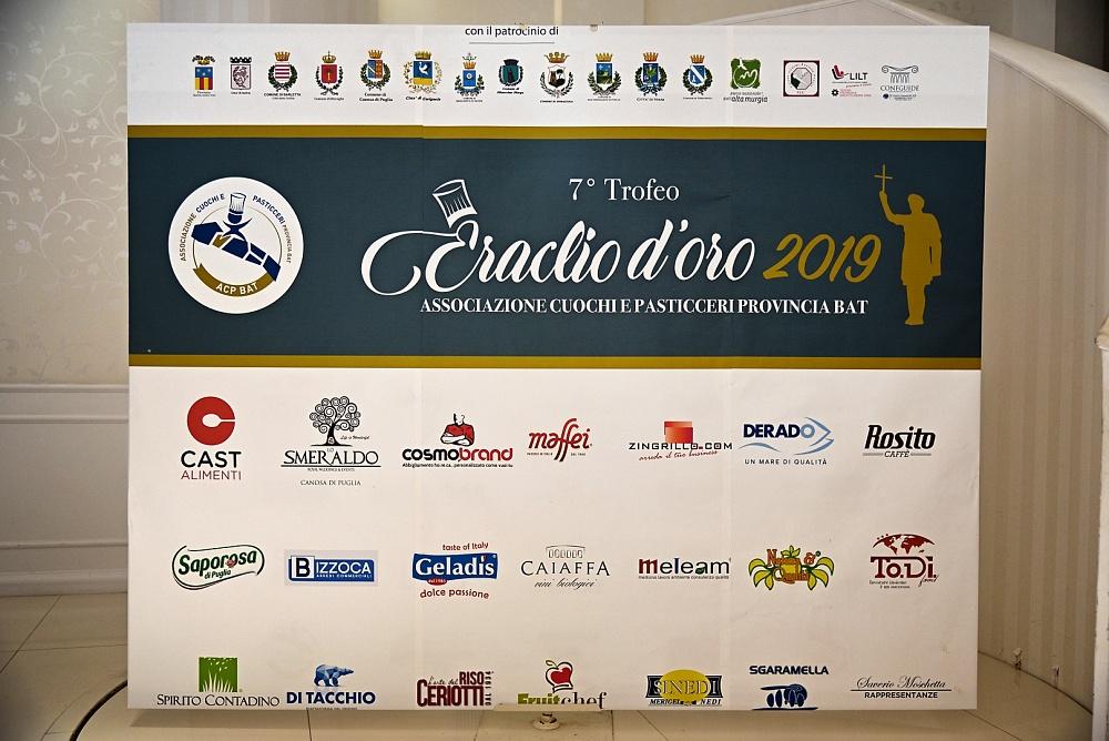 Premio Eraclio D'Oro   Provincia BAT   Puglia