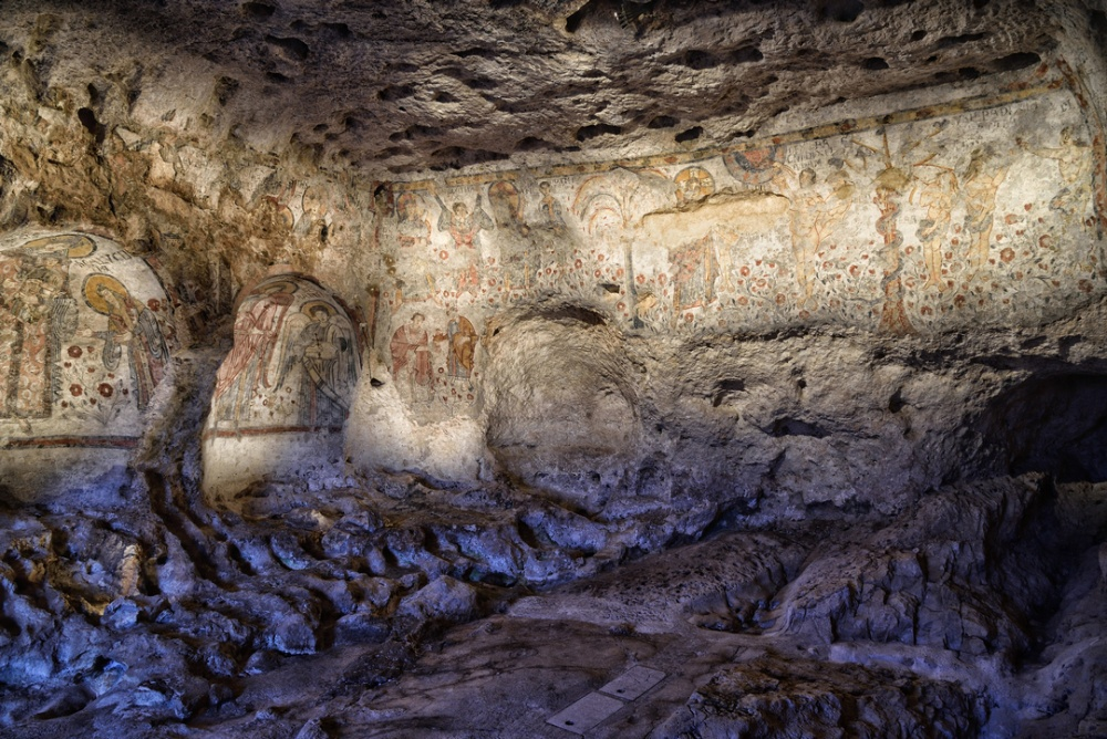 Cripta del Peccato Originale | Matera | Cappella Sistina delle chiese rupestri