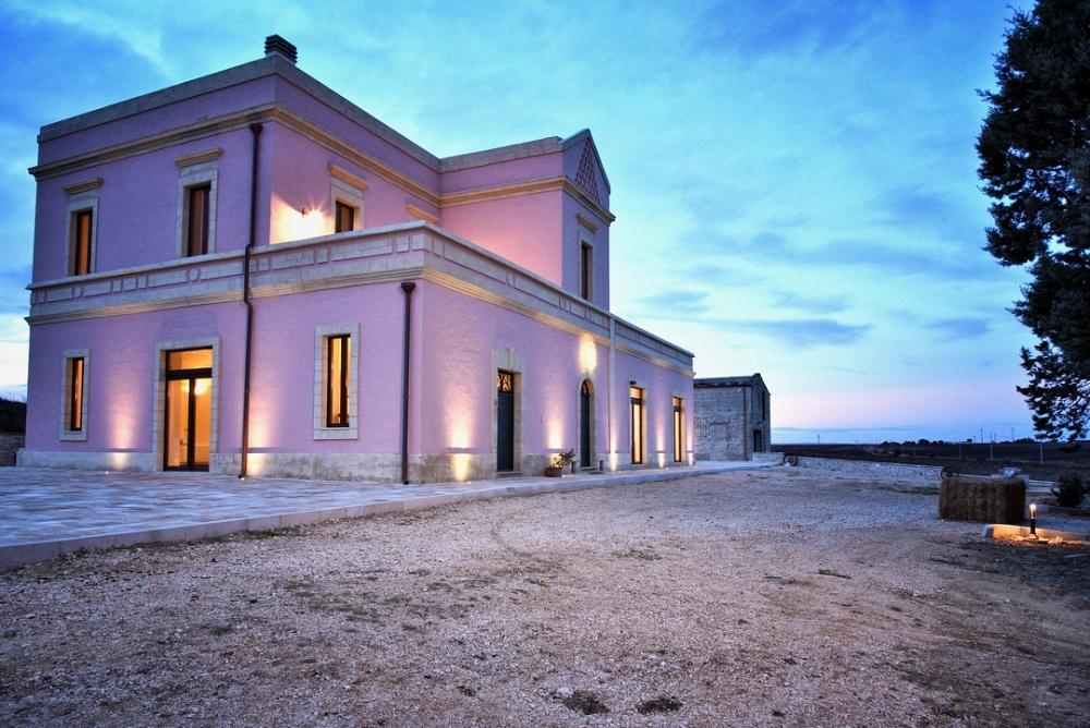 Casolari padronali | San Canio | Gravina in Puglia