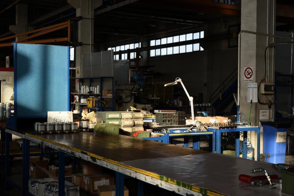Officine | Oleodinamica Petrone | Eccellenza d'Italia
