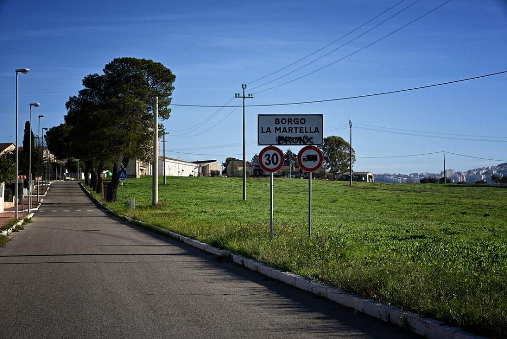 Borgo la Martella   Matera