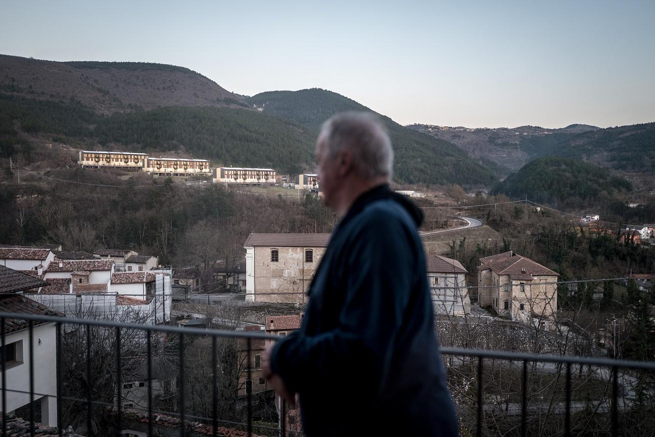 I LUOGHI DEL SILENZIO       © Massimo Gorreri