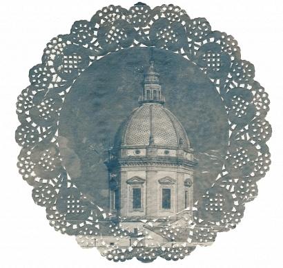 Cupola della Chiesa di casa Professa